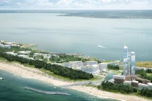 Oto nowe miasto nad Bałtykiem