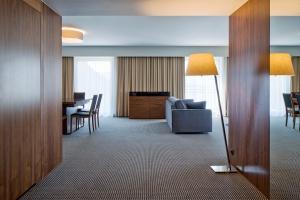 Designerski Heron Live Hotel w samym sercu natury