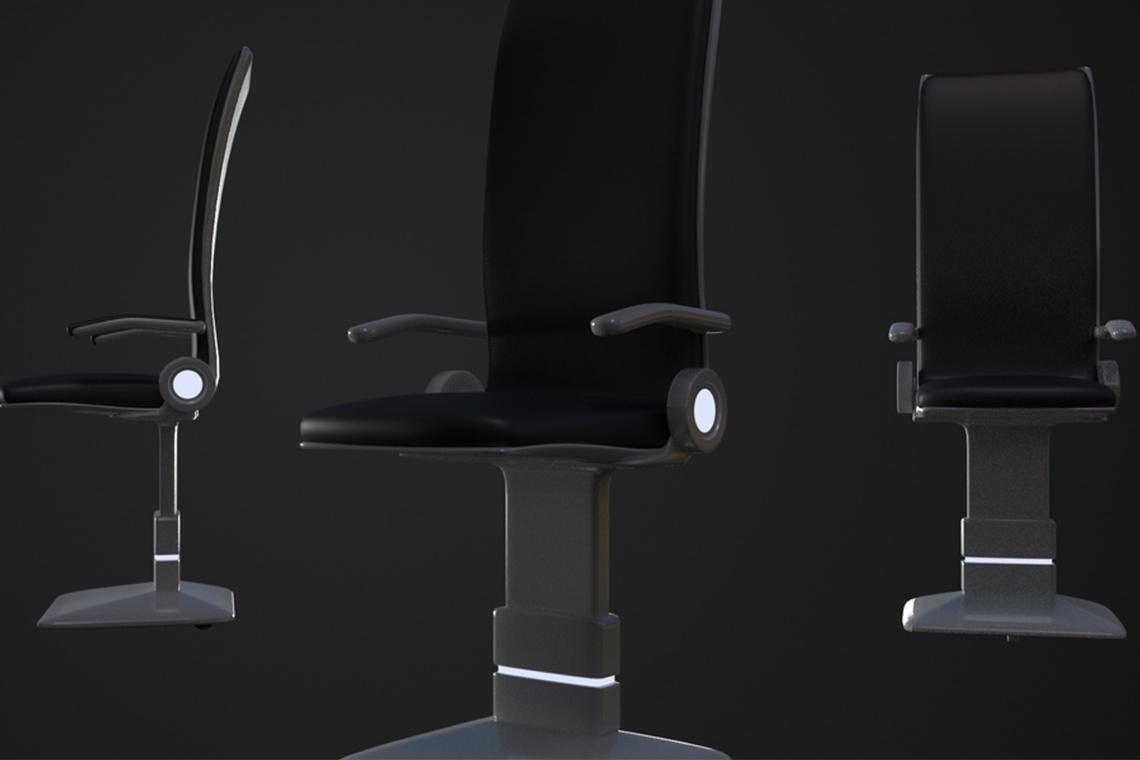 Zobacz futurystyczne krzesła zaprojektowane przez... nastolatków