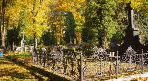 Najcenniejszy zabytek łódzkiej nekropolii odnowiony