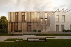 Powściągliwie i prosto - zobacz dom dla niepełnosprawnych umysłowo