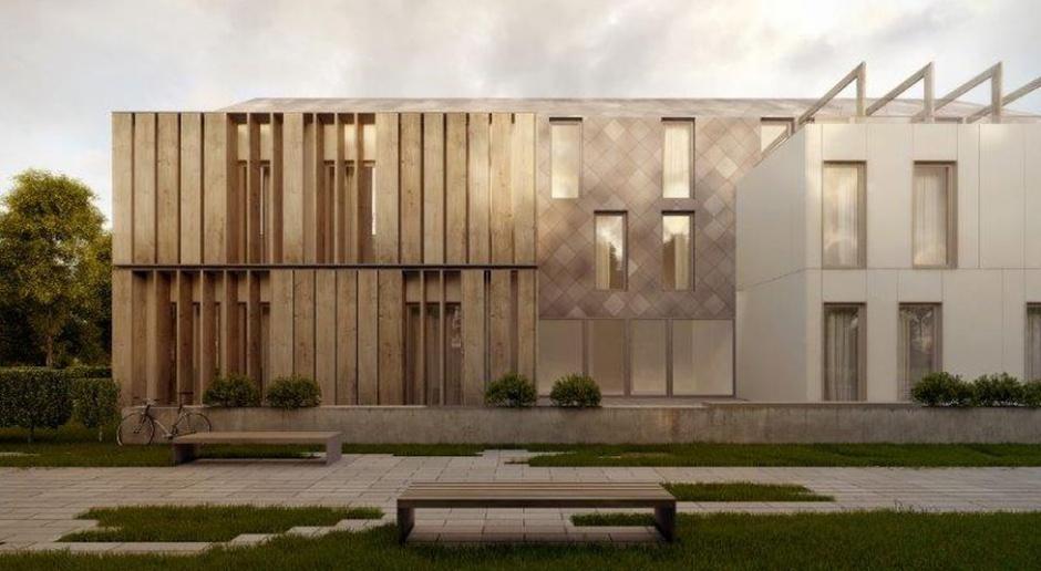 Niezwykły dom dla niepełnosprawnych intelektualnie powstaje w Sopocie