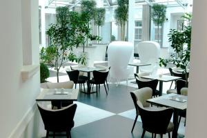 Kiedyś ambasada sowiecka, dziś oryginalna restauracja