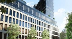 Nowy biurowiec w stolicy, tuż obok hotelu Hilton i Marriott