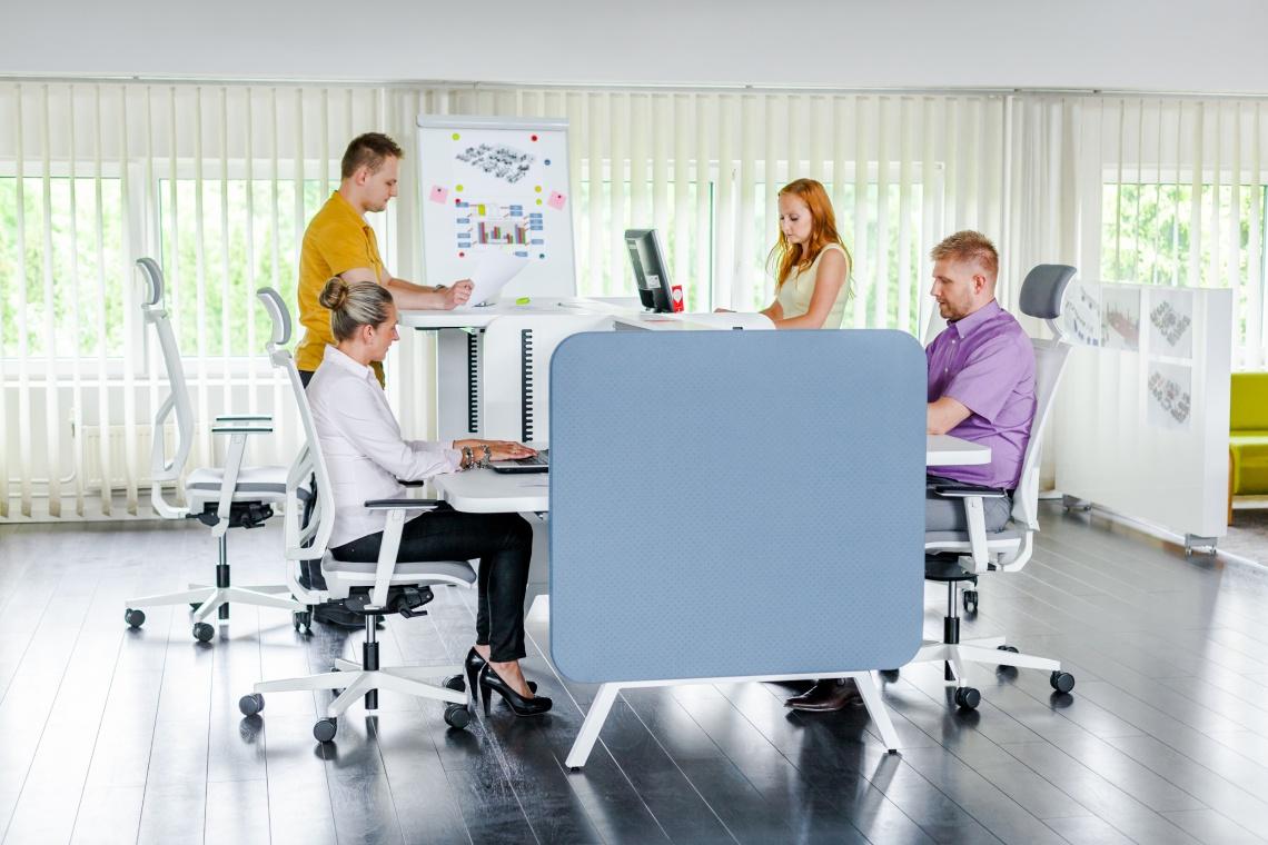 Co jest trendem numer 1 w projektowaniu biur?