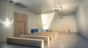 Architektura na wieczny odpoczynek