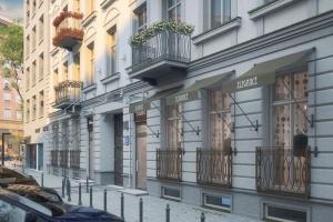 Rewitalizacja wieńcząca dzieło – Koszykowa 49a od JEMS Architekci i MSquare