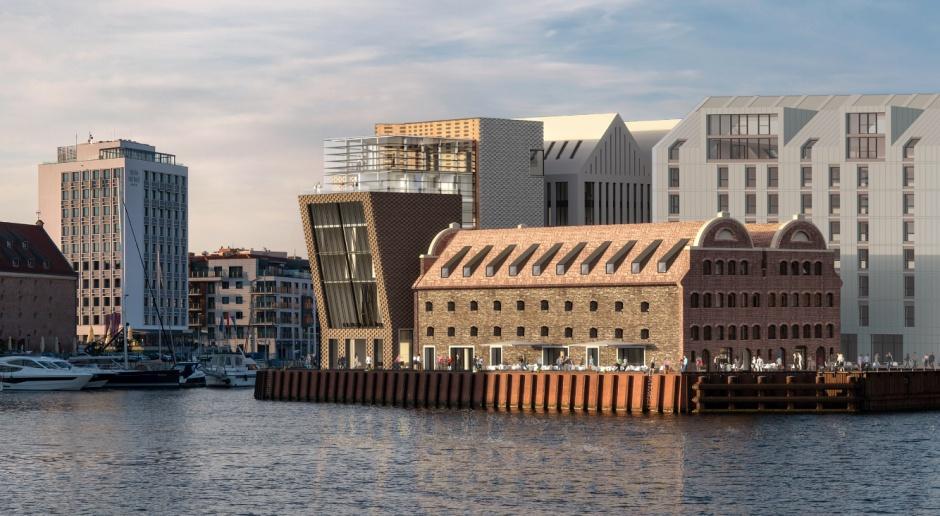 Hotel Holiday Inn powstanie w jednej z najciekawszej części Gdańska