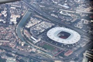 Stadiony Euro 2016 zachwycają architekturą