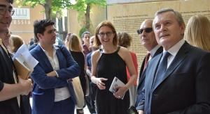 Otwarcie Pawilonu Polskiego na Biennale Architektury w Wenecji