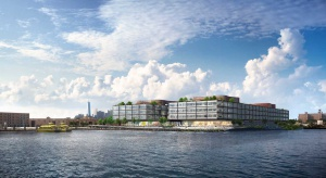 Architektura przyszłości rodem z Brooklynu