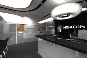 Projekt nowej siedziby Debacom - wielkie wyzwanie dla architektów