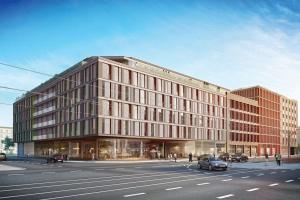 Tak będzie wyglądał nowy biurowiec w Łodzi