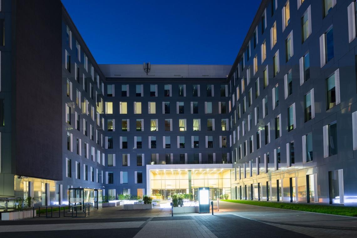 Co wyróżnia najnowszy kompleks biurowy w Łodzi? Architektura!