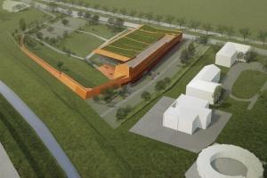 Hala 100-lecia KS Cracovia to będzie ciekawa architektura od BP Lewicki Łatak