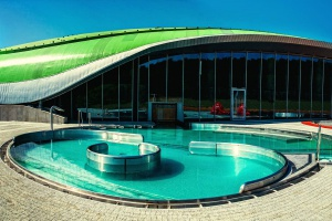 Zobacz, jak wygląda Park Wodny w Koszalinie
