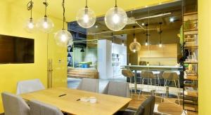 Nie biurko i nie open space, czyli projektowanie biura XXI wieku