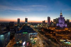 Powstała mapa akustyczna Warszawy