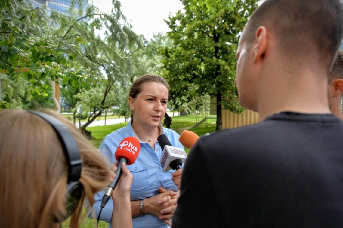 Nowa pełnomocnik ratusza ds. zieleni miejskiej