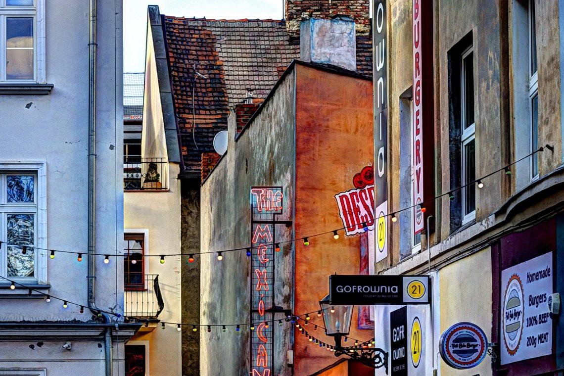 Poznań walczy z reklamami i stawia na dobrą jakość przestrzeni