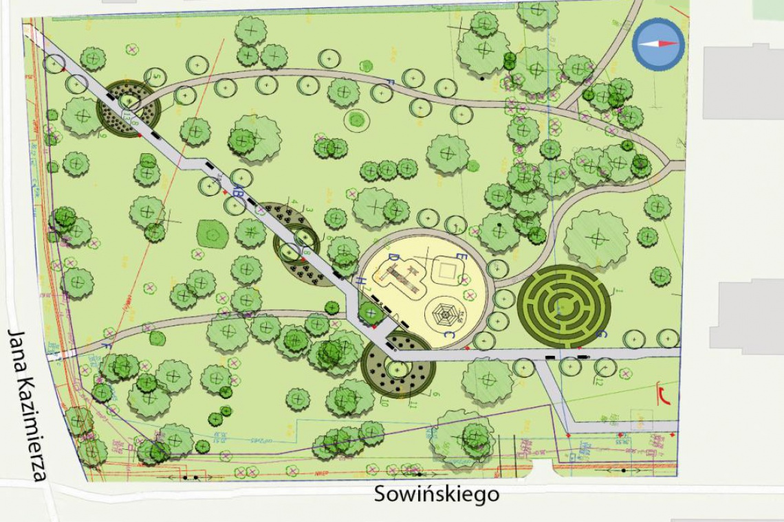 Wiemy, kto zaprojektuje nowy park w Warszawie