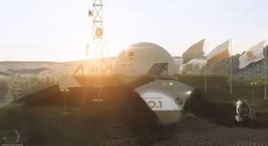 Oto pierwsza baza kosmiczna w Polsce