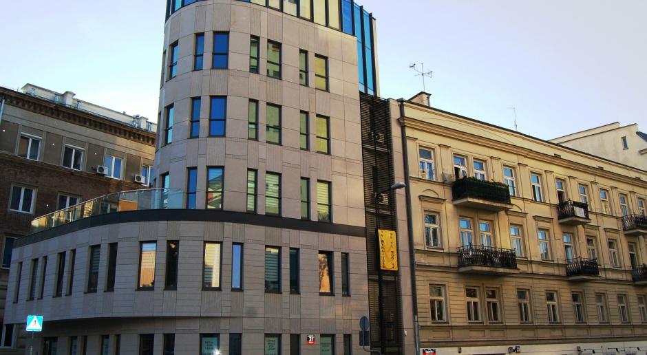 Kopernika 21 w Warszawie - ciekawa architektura od Grupy 5 Architekci
