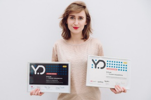 To on zwyciężył w konkursie Young Design 2016