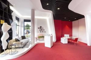 Zobacz designerski salon firmy Profbud spod kreski Roberta Majkuta