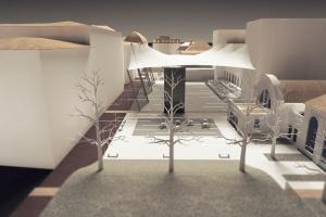 Taki pomysł na plac Dworcowy w Katowicach ma Atelier PS