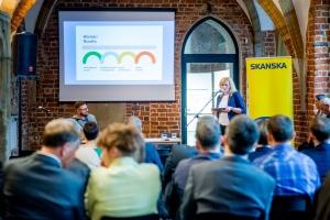 Czy Skanska ma innowacyjne podejście do inwestycji?