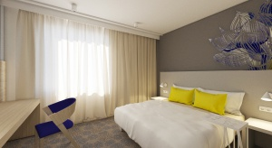 Nowy hotel Ibis Styles inspirowany naturą