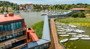 Hotel Mikołajki: Opłaca się inwestować w design i funkcjonalność