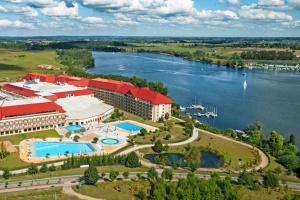 Najciekawsze hotele polskich Mikołajek