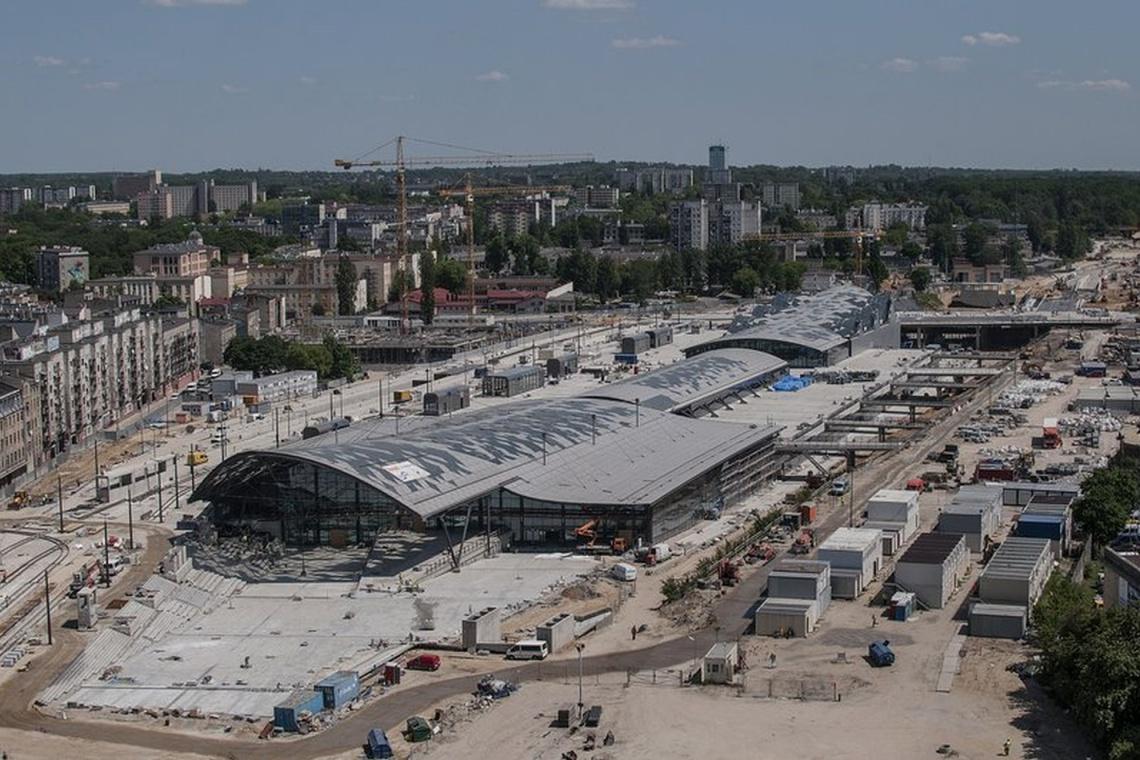 To będzie najnowocześniejszy dworzec w Polsce