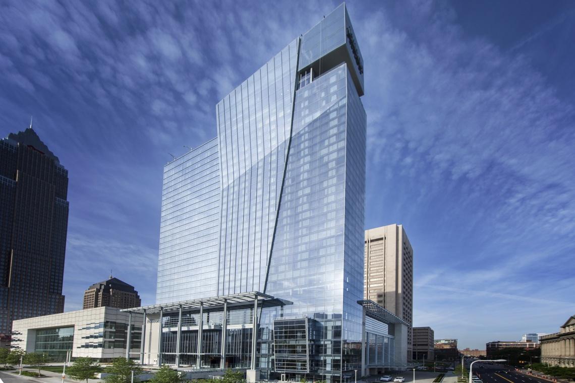 Redefinicja panoramy miasta po amerykańsku