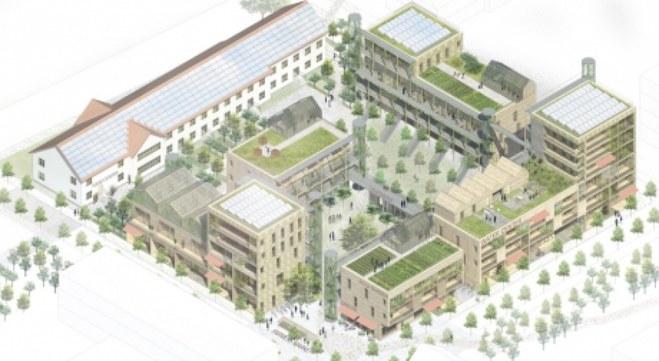Żyj, mieszkaj i baw się... Unikalny projekt szwedzkich architektów