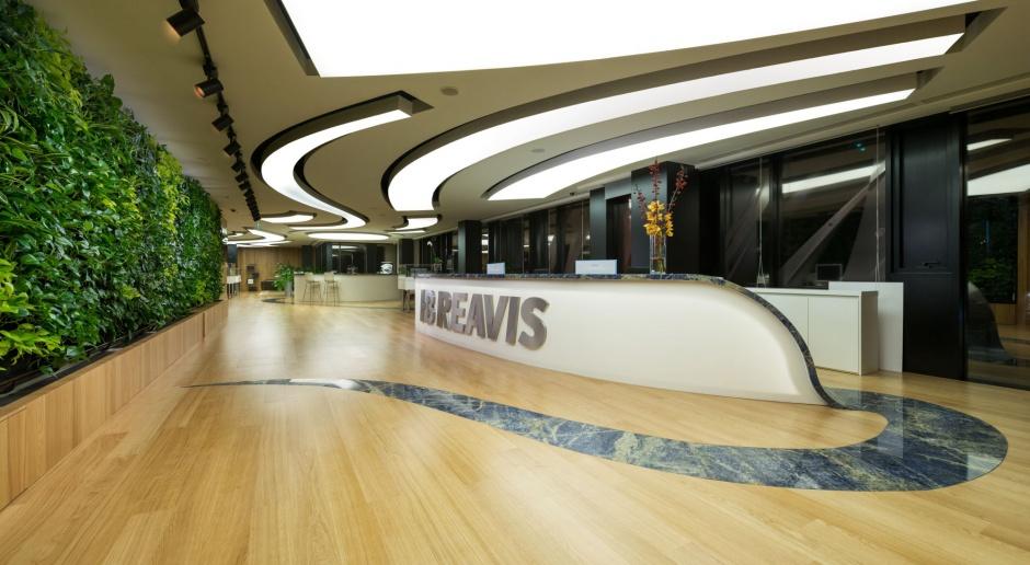 Nowa siedziba HB Reavis, czyli biuro zorientowane na pracowników