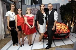 Laureaci konkursu Mazda Design 2016 nagrodzeni