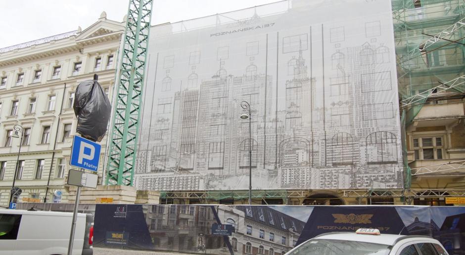 Twórcze oblicze Poznańskiej 37, czyli nowego biurowca w Warszawie