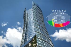 25. piętro Warsaw Spire czeka na projekty architektów