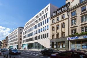 Pegaz - wizytówka nowczesnej architektury Wrocławia