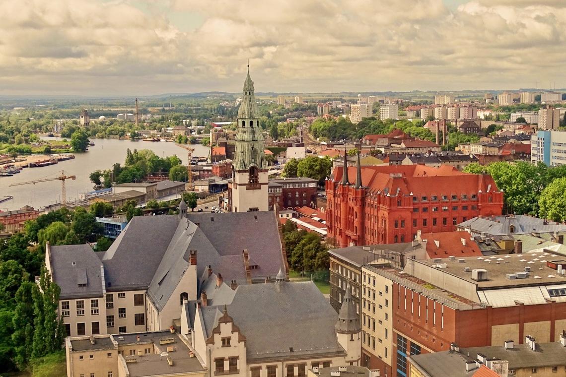 Aż 242 pracownie chce zaprojektować nowe serce Szczecina