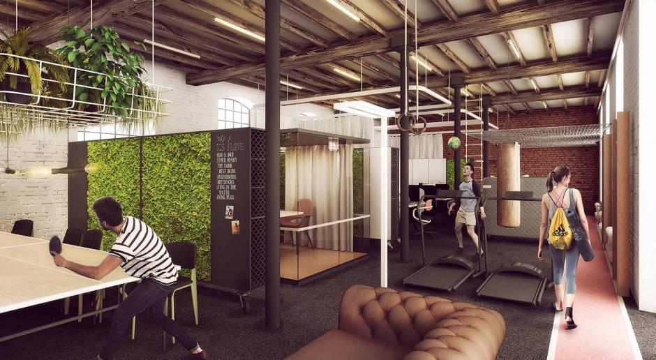 To będzie naprawdę innowacyjne centrum dla startupów