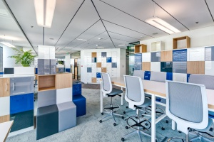 Deloitte w Q22 ma biuro na miarę XXI wieku