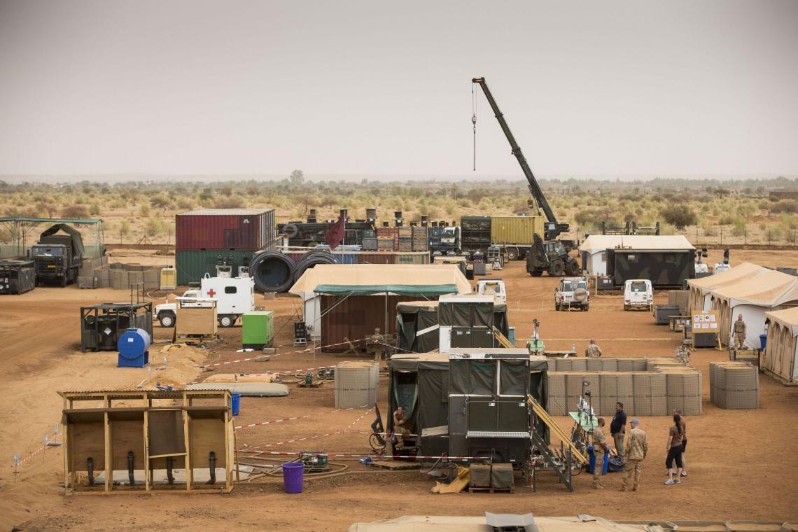 Czy obozy dla uchodźców to miasta przyszłości?