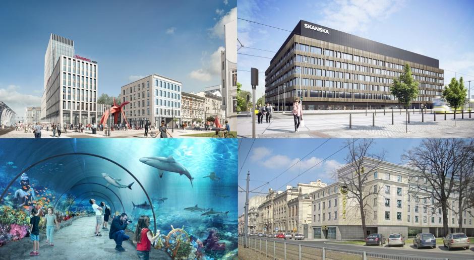TOP 10: Na te inwestycje czeka Łódź