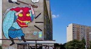 Na gdańskiej Zaspie będzie 58 murali. To największa kolekcja w Polsce