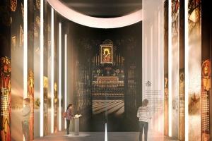 Historia Polski oczami Jana Pawła II w pawilonie od Nizio Design International