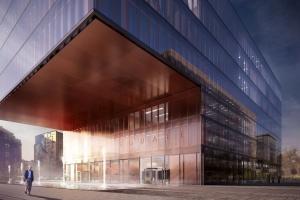 Cuprum Square projektu Medusa Group coraz bliżej realizacji